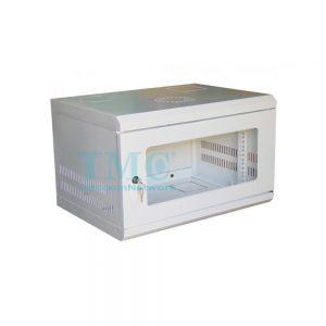 TỦ RACK TMC 6U D400-TRẮNG-MICA