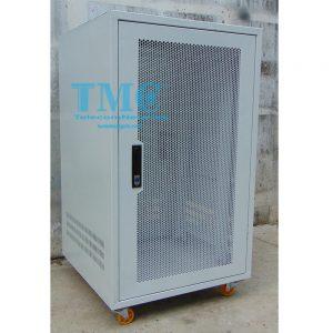 TỦ RACK TMC2 20U D600 - TRẮNG - LƯỚI