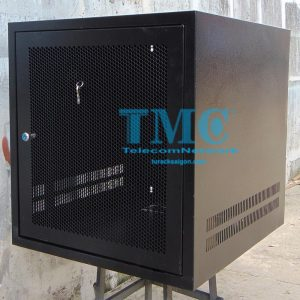 TỦ RACK TMC2 9U D500-ĐEN-LƯỚI