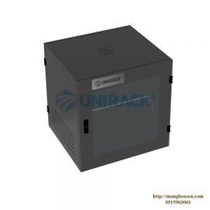 TỦ UNIRACK 10U D500 - ĐEN - MIKA