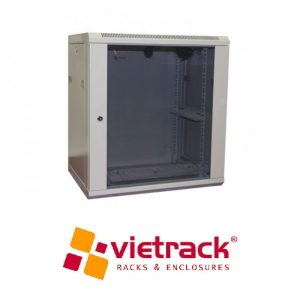 Wall Mount Enclosure 9U-Light Grey